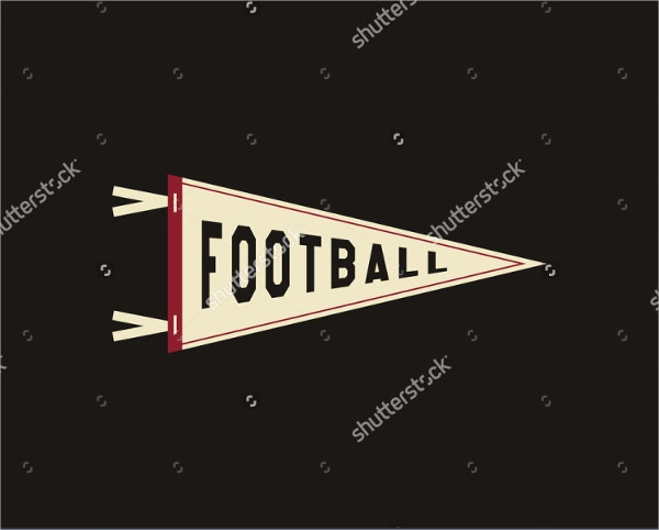 sports-pennant-invitation-banner