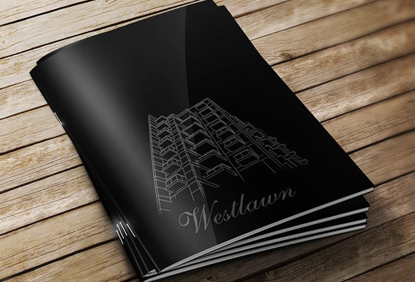 Creative Corporate Real Estate Brochure