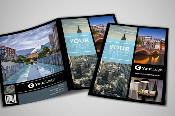 Corporate Urban Real Estate Brochure