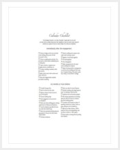 wedding-reception-agenda-template