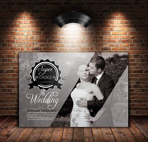 business wedding invitation card