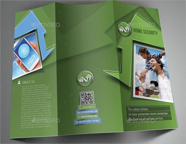 home-security-brochure
