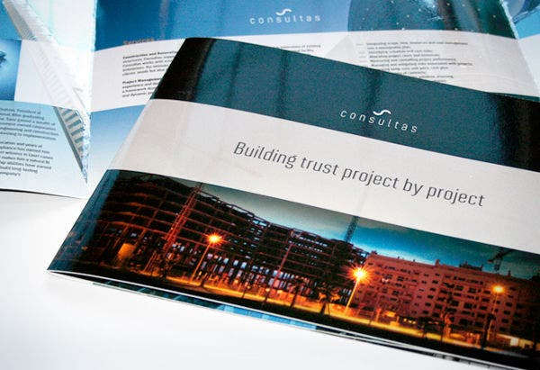 Engineering Company Firm Brochure