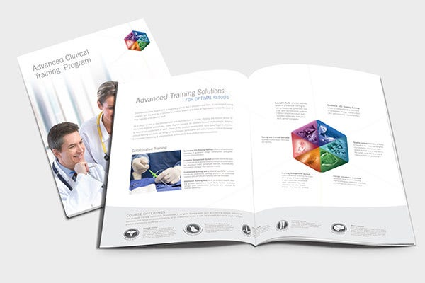 Corporate Training Program Brochure