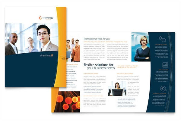 15 Corporate Training Brochure Design Templates Free Premium