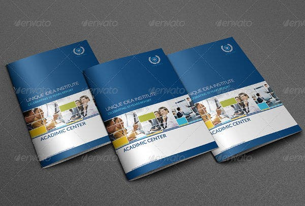 Corporate Professional Training Brochure