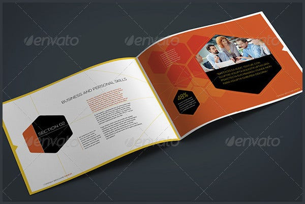15  corporate training brochures
