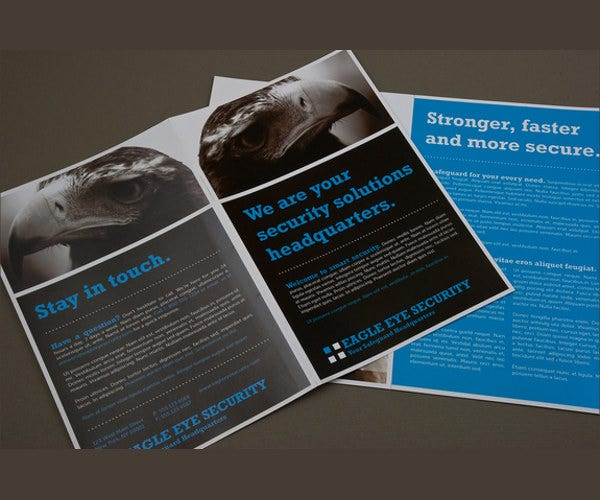 security guard company brochure1