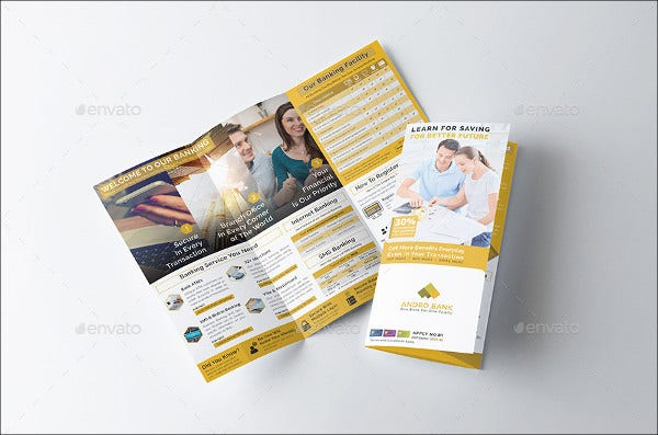 corporate internet banking brochure