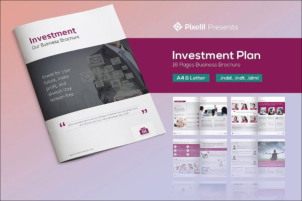 investment corporate banking brochure