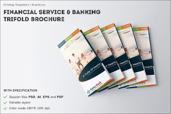 corporate banking services brochure