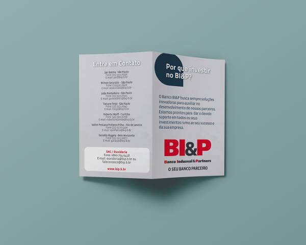 corporate-fundraising-bifold-brochure