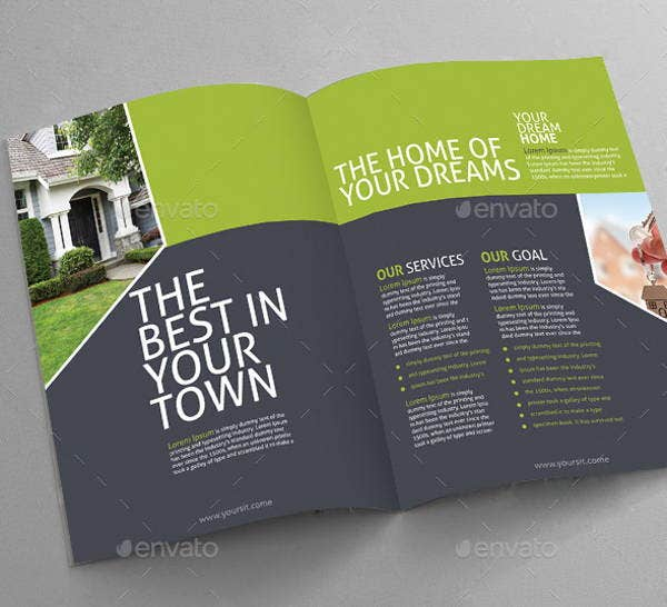 property-company-brochure-design