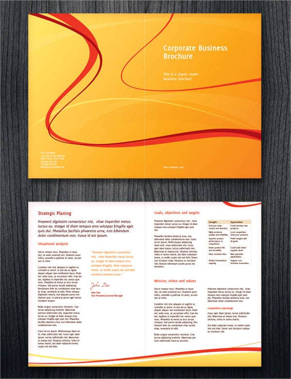half-fold-corporate-business-brochure