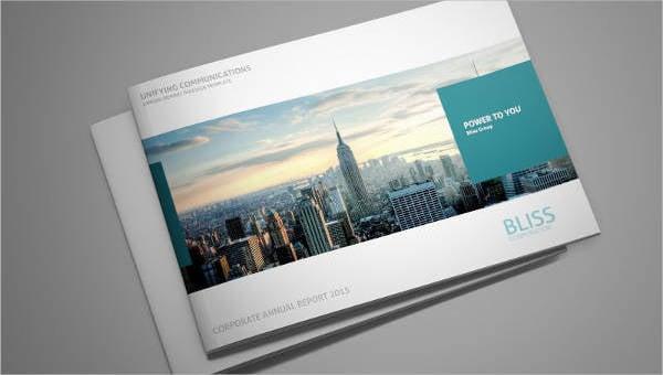 corporate business brochures