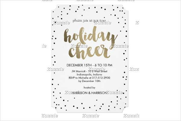 11 Business Lunch Invitation Template