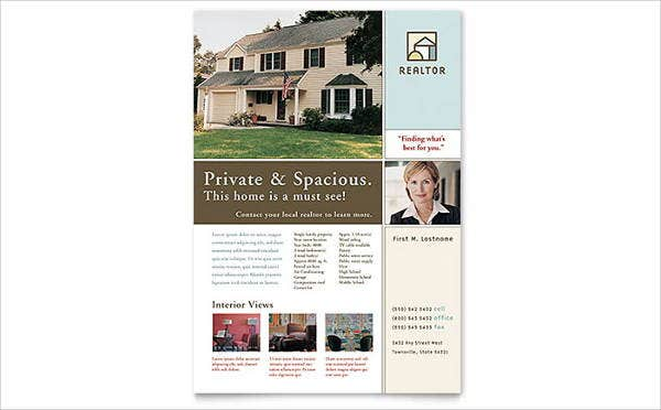 real-estate-for-sale-flyer