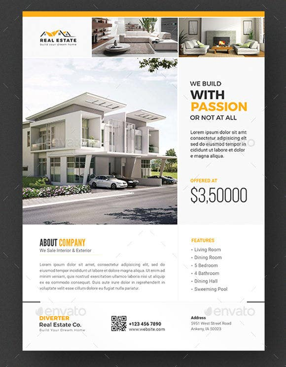 real-estate-business-sale-flyer