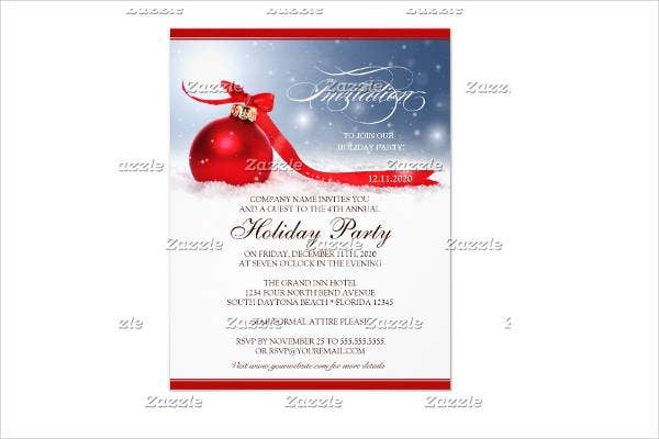 corporate-holiday-dinner-invitation