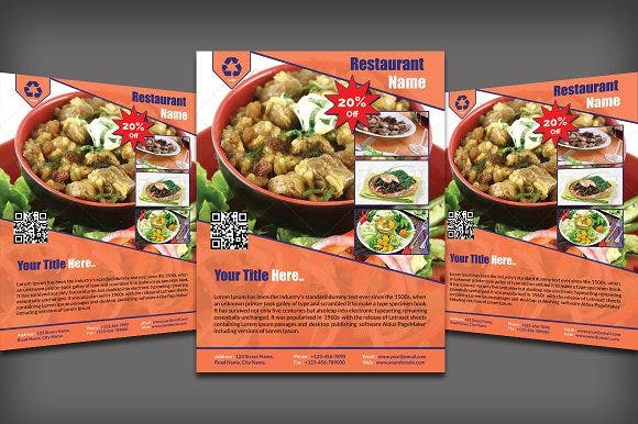 restaurant-for-sale-flyer