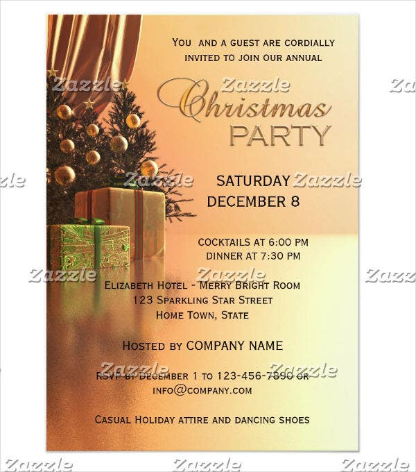business-christmas-dinner-invitation