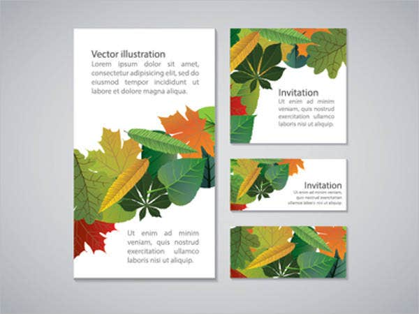 business-flash-invitation-card