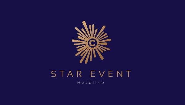 team event company logo