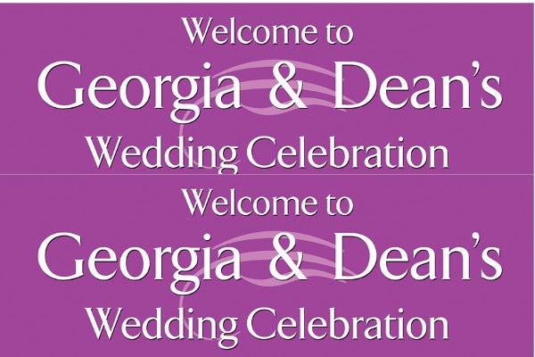 unique-wedding-welcome-banner