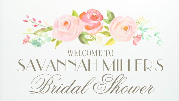 8 Wedding Welcome Banner Designs Templates Psd Ai Free Premium Templates