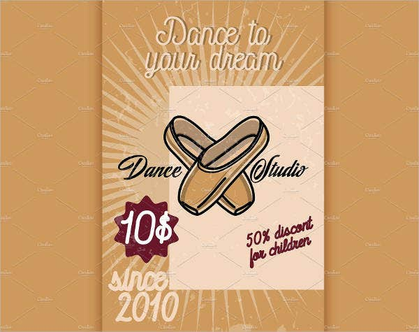 dance-school-welcome-banner