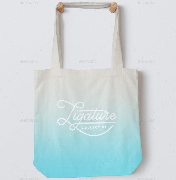Simple Tote Bag Template