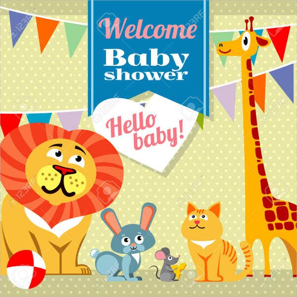 Hello Kitty Welcome Baby Banner