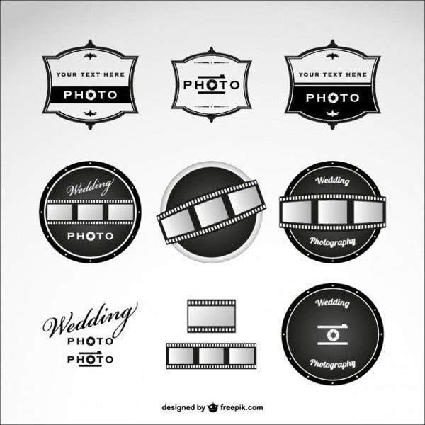 wedding-photography-logo-vecto
