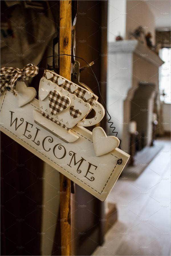 vintage-welcome-home-banner