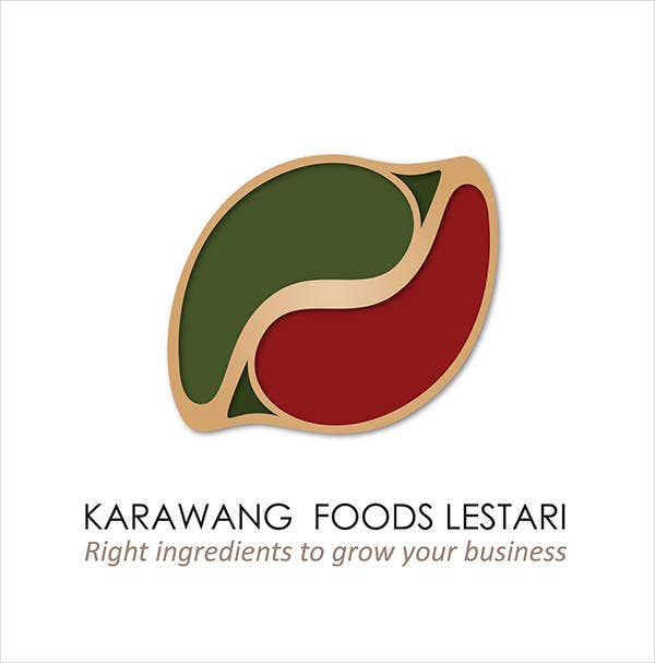 Food Manufacturing Company Logo