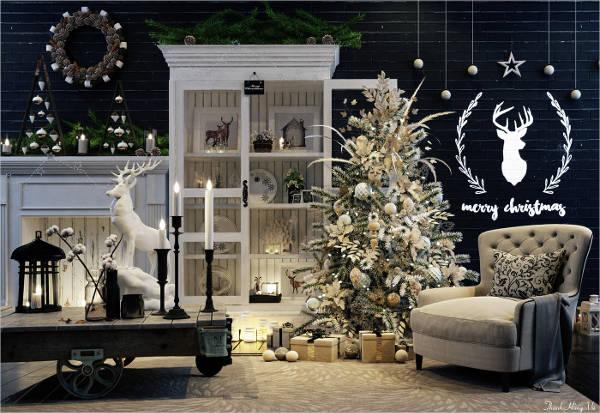 welcome-home-christmas-banner