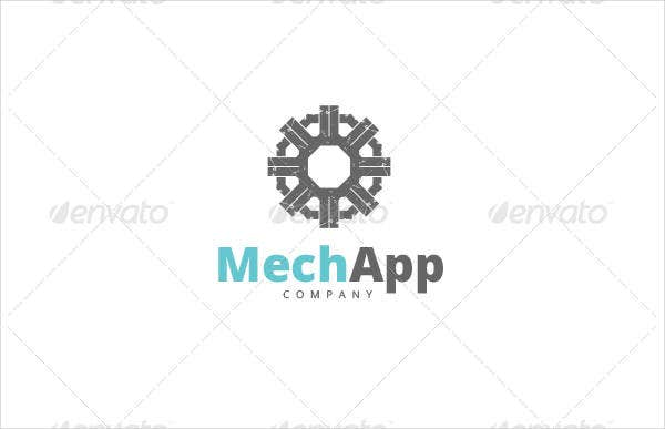 Mechanical Manufacturing Company Logo