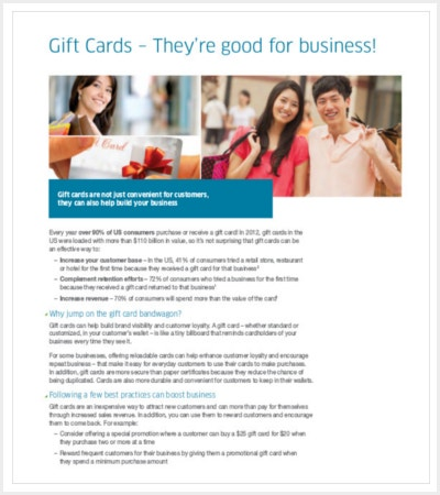 business gift certificate template free pdf