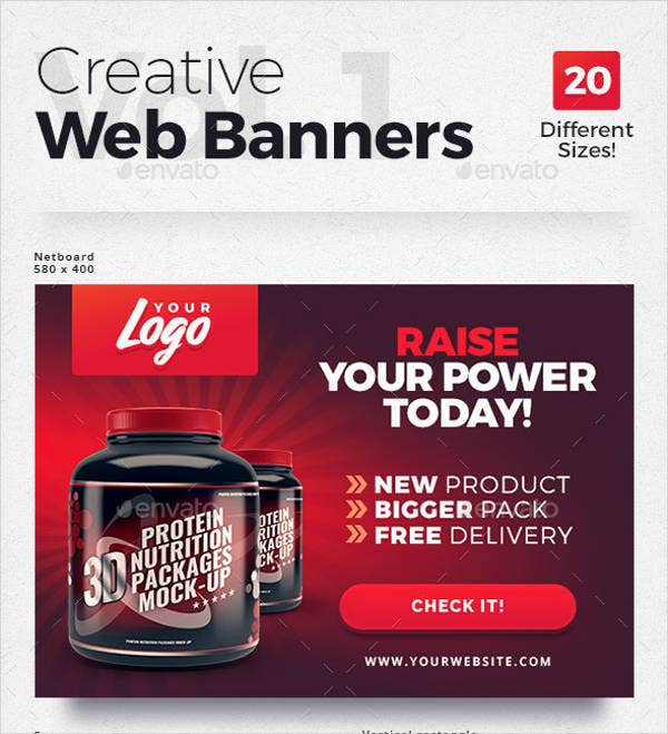creative web banner1