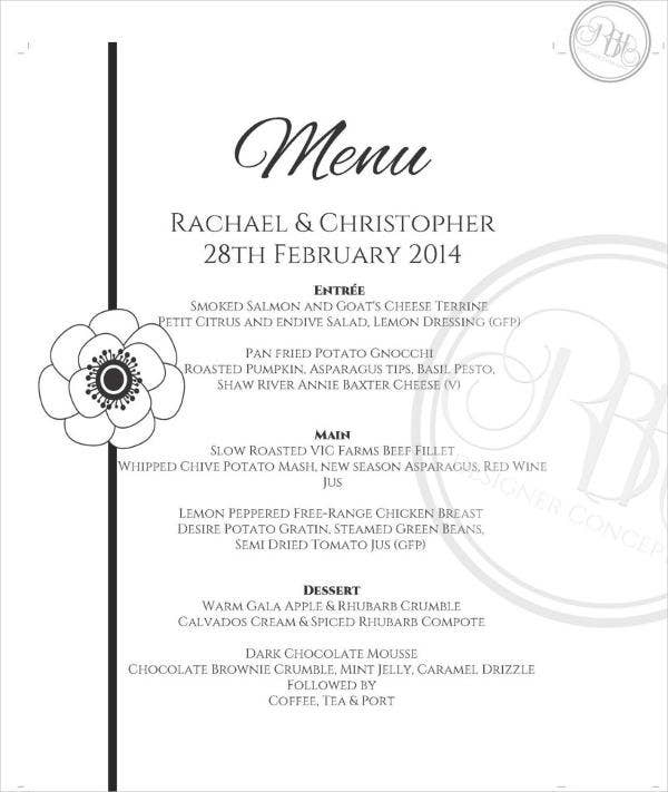 anniversary-dinner-party-menu-design