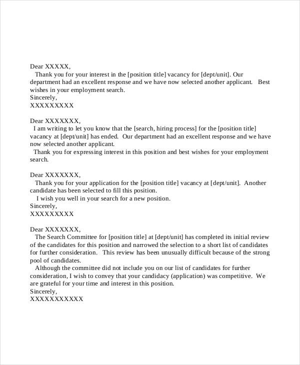 Job application letter reply 95 best free application letter templates samples pdf spiritdancerdesigns Image collections