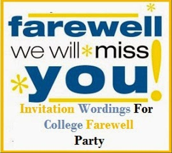 9 Farewell Lunch Invitations JPG Vector EPS Ai Illustrator