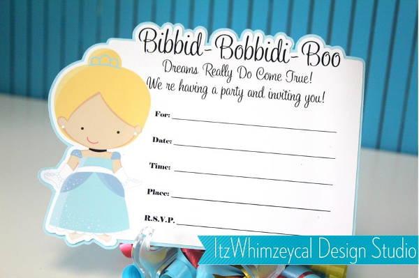 princess-blank-birthday-invitation