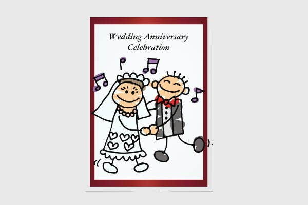 funny-wedding-anniversary-invitation