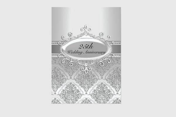wedding-silver-anniversary-invitation
