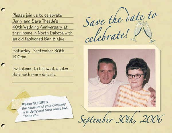 40th-wedding-anniversary-invitation