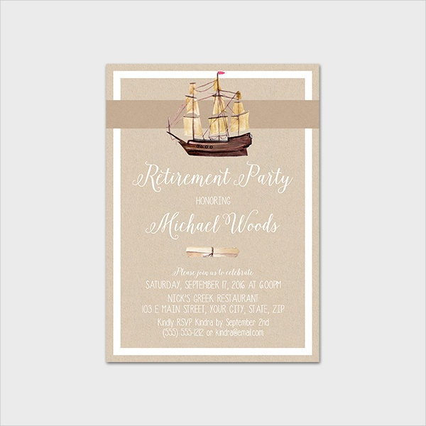 rustic-retirement-farewell-invitation