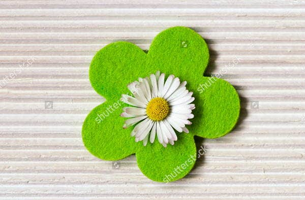 daisy-felt-flower-template