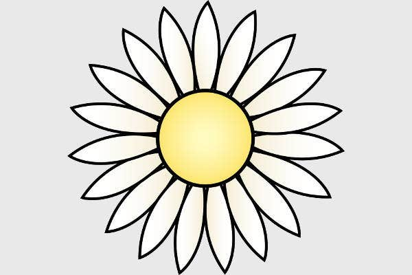 daisy-flower-outline-template