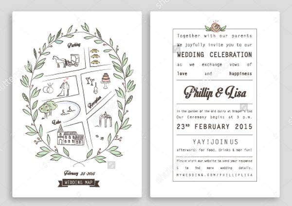 7 Wedding Map Templates Free Word Pdf Format Download Free